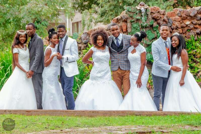 Meagan Weddings Zimbabwe