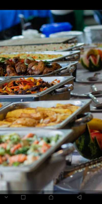 food heart catering services