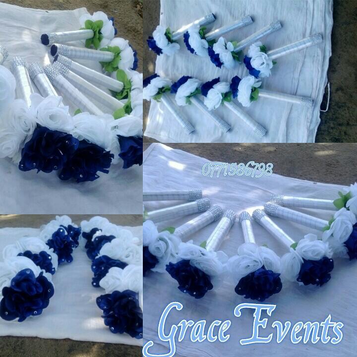 Brides Maides Bouquets