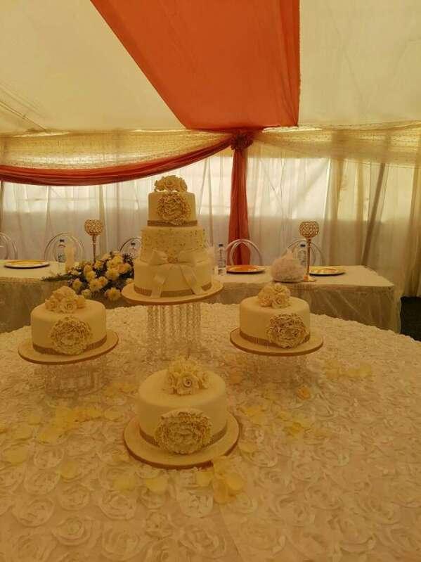 Wedding Cakes 🎂