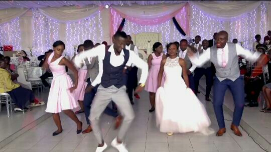 Wedding Dance Choreography