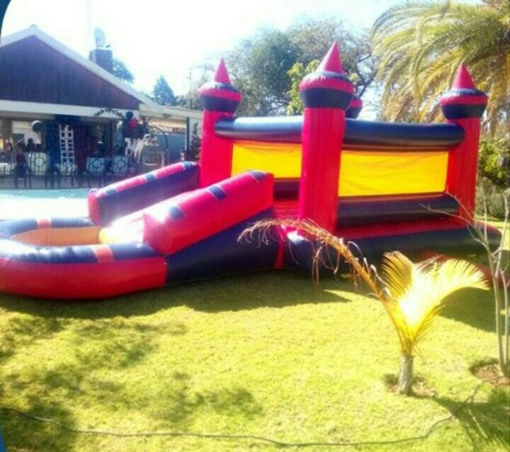 Jumping Castle Hire & Kids Themed Deco