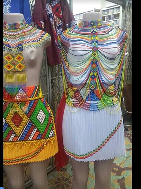 Customised Beaded & Traditional Wear