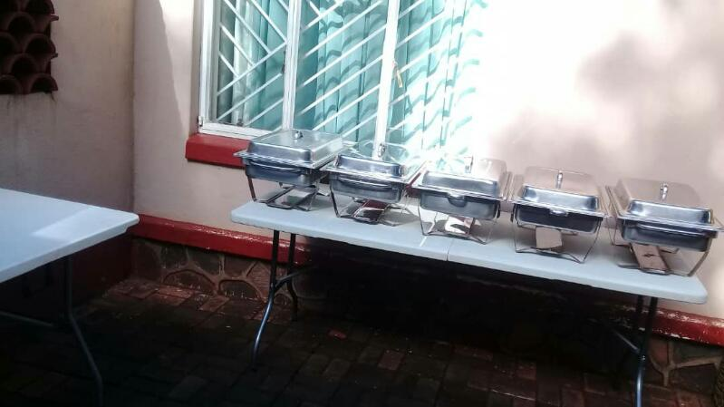 Chafing Dishes For Hire
