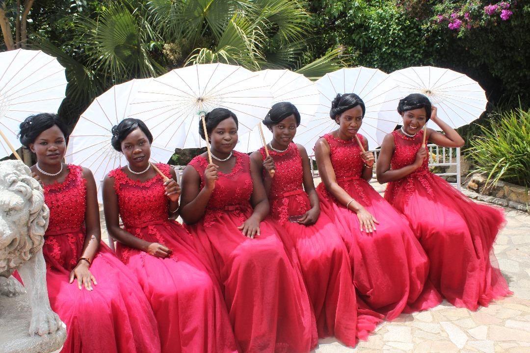 Bridesmaids Dresses for Hire