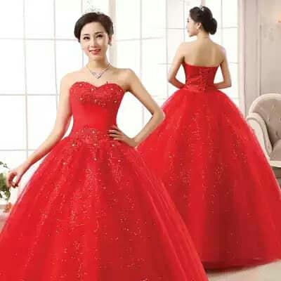 Second Dress (Ballgown)