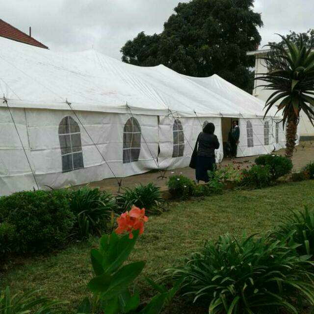 500 Seater Tent for Hire