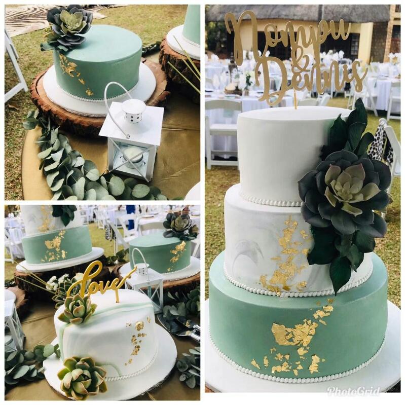 Delicious Creations Cakes ZW